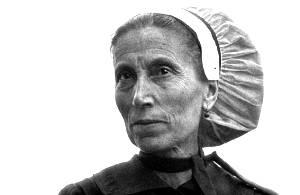 Thérèse Parcé, abuela de los actuales dueños. Tomado del site de la bodega