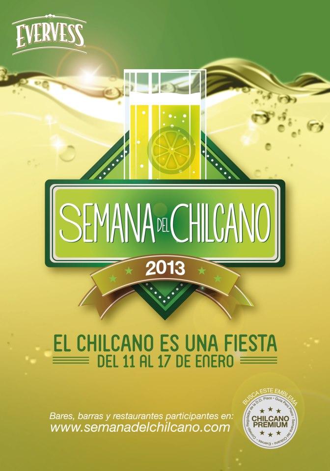 Semana del Chilcano 2013